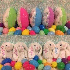 Other - Bunnies In Easter eggs! Personalized
